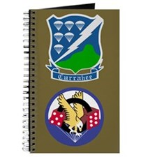 506th PIR Personal Log Book