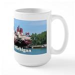 3 Ships Large Mug