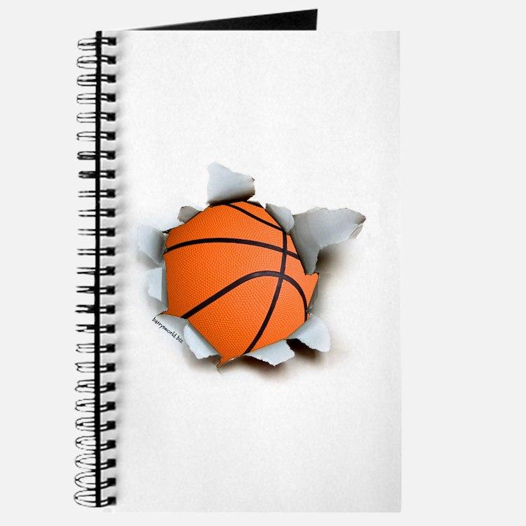 Basketball Burster Journal