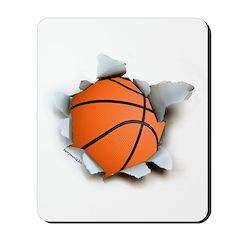Basketball Burster Mousepad