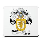 Moreta Coat of Arms Mousepad