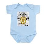 Moreta Coat of Arms Infant Creeper