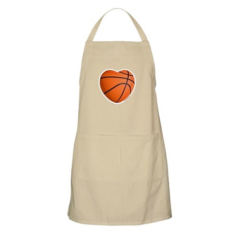 Basketball Love BBQ Apron
