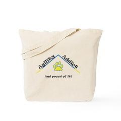 Agility Addict Tote Bag