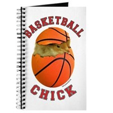 Basketball Chick 2 Journal