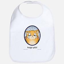 Hugz plz - Bib