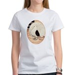 70s Indian Fantail Pigeon Women's T-Shirt