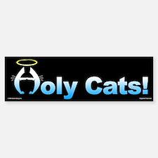 Holy Cats! - Bumper Bumper Bumper Sticker