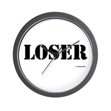 Loser - On a Wall Clock