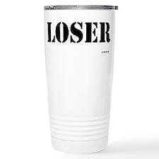 Loser - On a Travel Coffee Mug