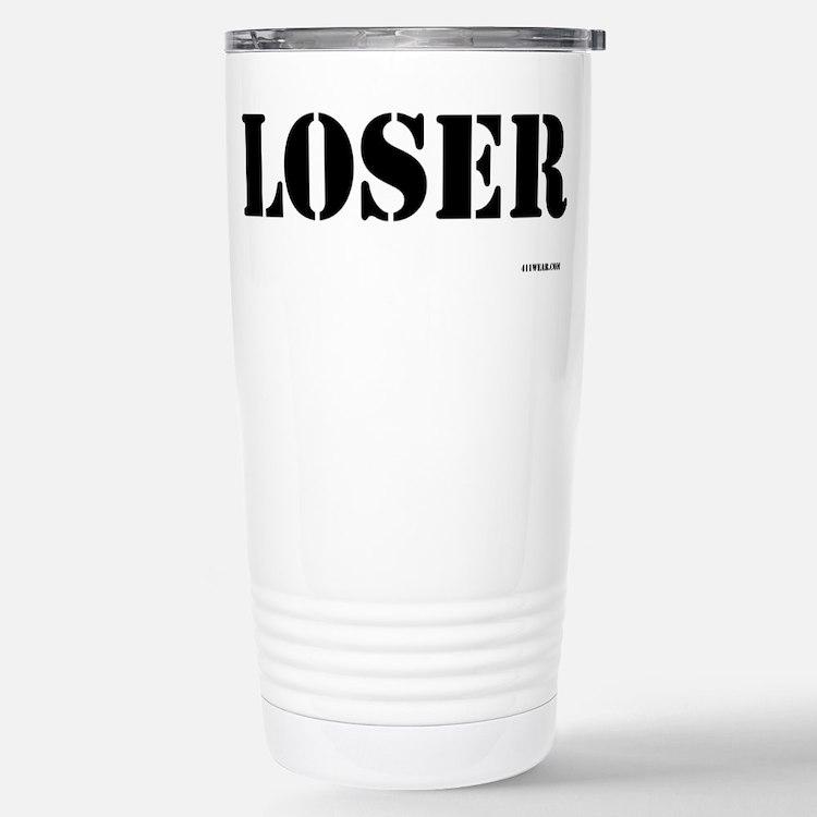Loser - On a Travel Mug
