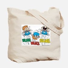Cute Features Tote Bag