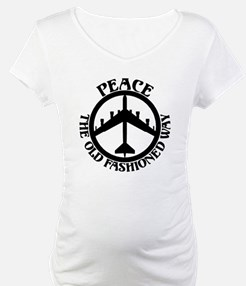 B-52 Peace the Old Fashioned Way Shirt