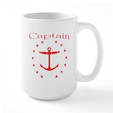 Captain: Mug