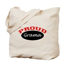 Proud Grama Tote Bag