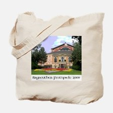 Bayreuther Festespiele 2009 Tote Bag