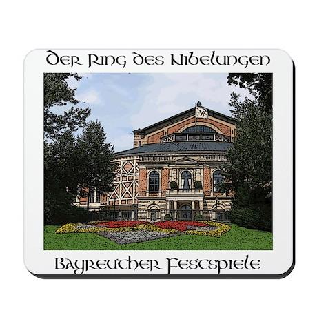 Bayreuth Ring Cycle Mousepad