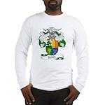 Tellez Coat of Arms Long Sleeve T-Shirt