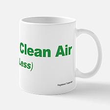 Conserve Clean Air - Mug