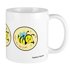 Angry Bee Has Sting! - Mug