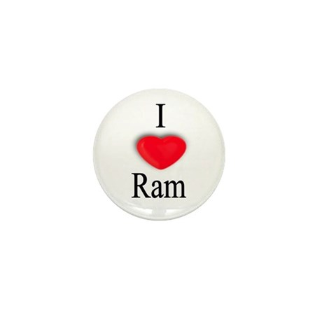 Ram Mini Button