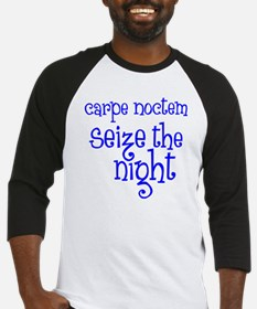 Seize the Night Baseball Jersey