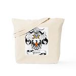 Ybanez Coat of Arms Tote Bag