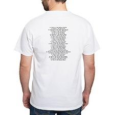Melbourne Gangland T-Shirt (white)