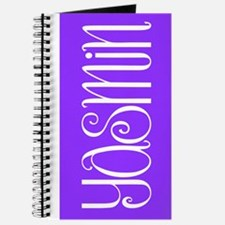 Yasmin purple Journal