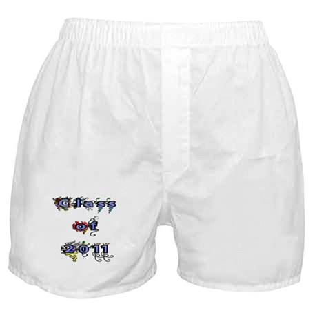 Class of 2011 Boxer Shorts
