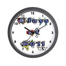 Class of 2011 Wall Clock
