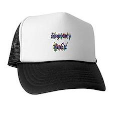 Juniors Rock Trucker Hat