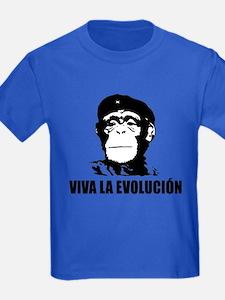 Viva La Evolucion T