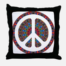 CND Psychedelic1 Throw Pillow