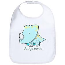 Babysaurus Bib