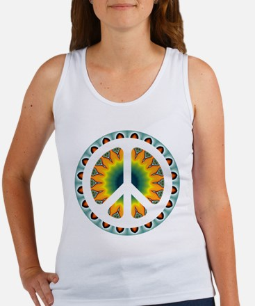 CND Psychedelic5 Women's Tank Top