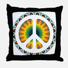 CND Psychedelic5 Throw Pillow