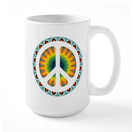 CND Psychedelic5 Large Mug