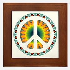 CND Psychedelic5 Framed Tile