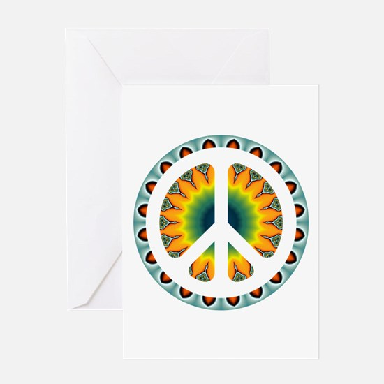 CND Psychedelic5 Greeting Card