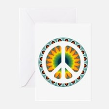 CND Psychedelic5 Greeting Cards (Pk of 20)