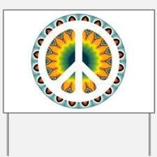 CND Psychedelic5 Yard Sign