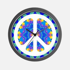 CND Psychedelic6 Wall Clock