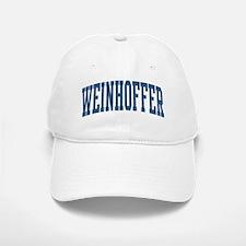 Weinhoffer Collegiate Name Baseball Baseball Cap