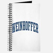 Weinhoffer Collegiate Name Journal