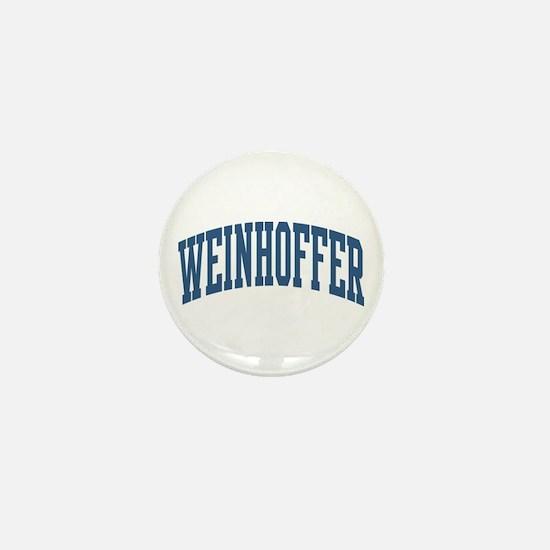 Weinhoffer Collegiate Name Mini Button