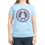 CND Floral3 Women's Light T-Shirt
