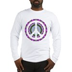 CND Floral3 Long Sleeve T-Shirt