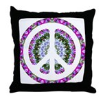 CND Floral3 Throw Pillow