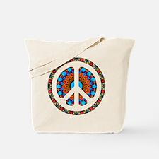 CND Floral4 Tote Bag